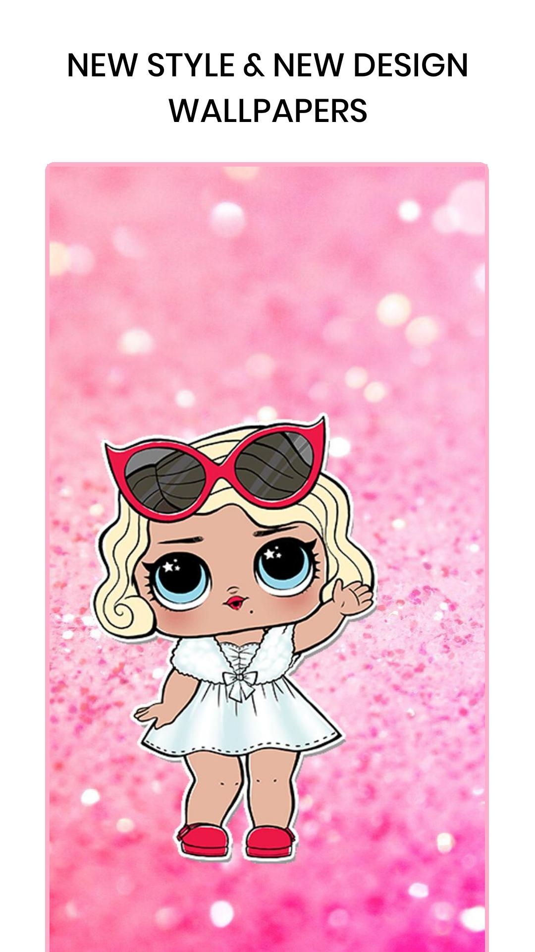 Cute Doll Surprise Wallpapers Lol Surprise Dolls For