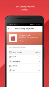 Surprise India screenshot 5
