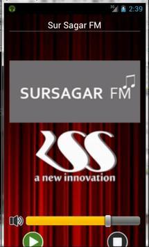 Sur Sagar FM Online Radio screenshot 1