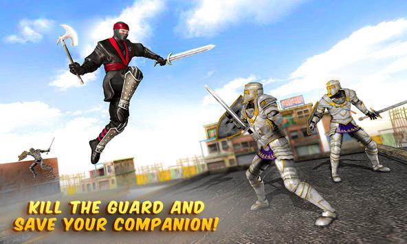 Ninja Samurai Revenge Reborn 2020 screenshot 1