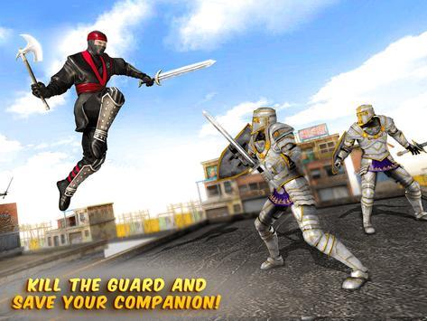 Ninja Samurai Revenge Reborn 2020 screenshot 6