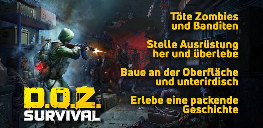 Dawn of Zombies: Survival (überlebensspiele) APK