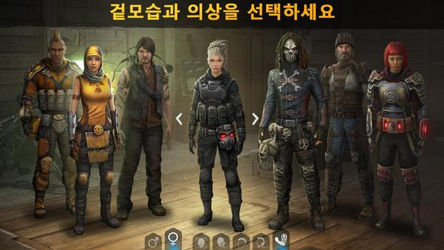 Dawn of Zombies 포스터