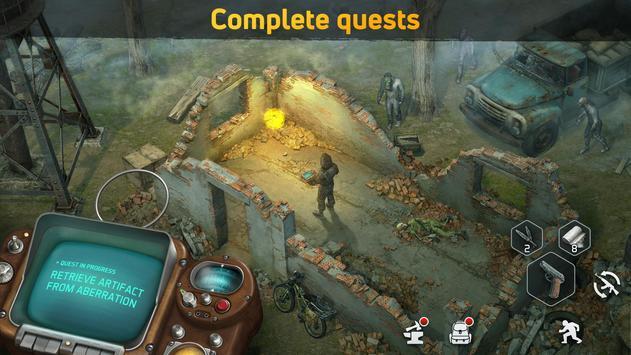 Dawn of Zombies تصوير الشاشة 11