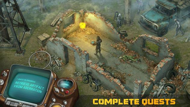 Dawn of Zombies: Survival after the Last War screenshot 2