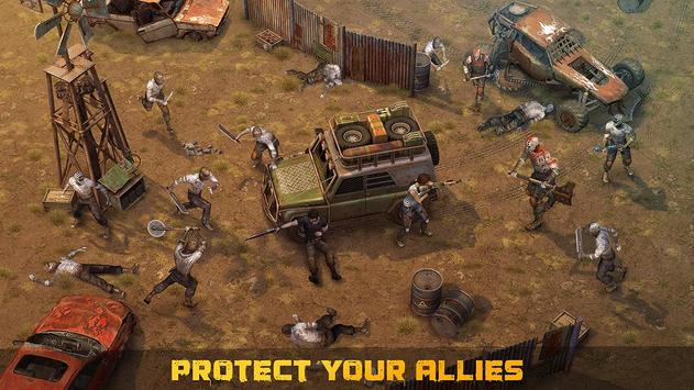 Dawn of Zombies: Survival after the Last War screenshot 3