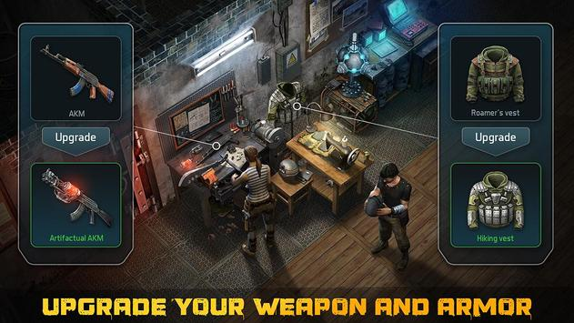 Dawn of Zombies: Survival after the Last War screenshot 4
