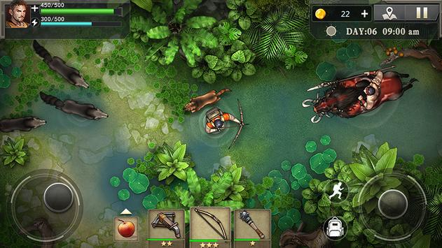 Survival Ark : Zombie Plague Island screenshot 1