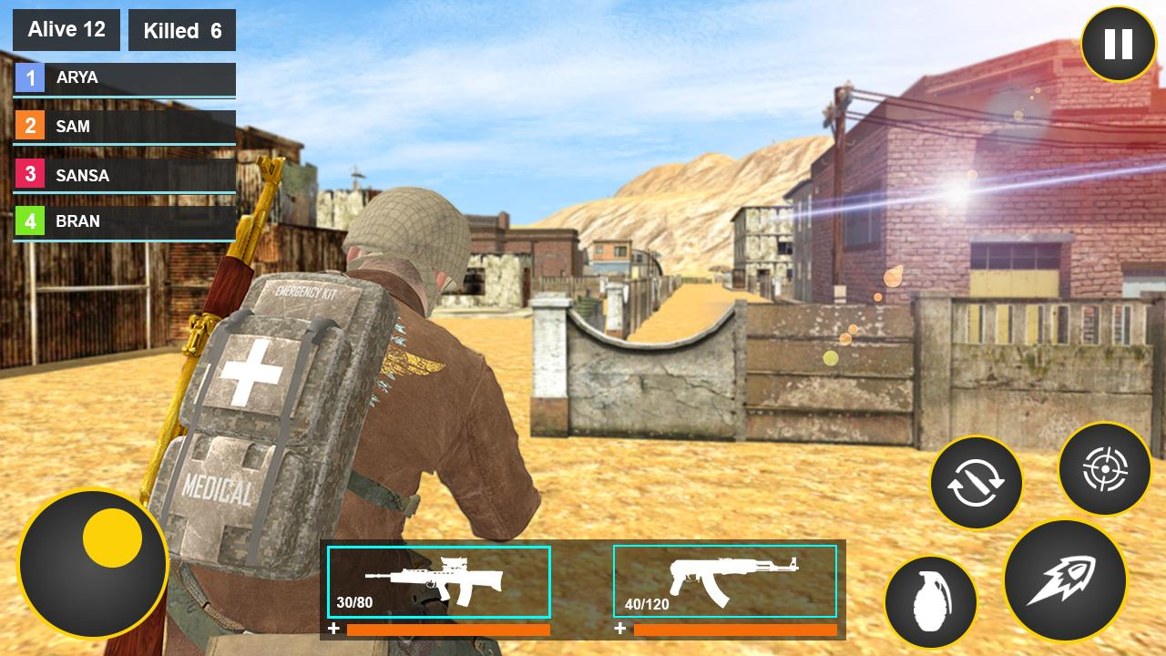 Critical Survival Desert Shooting Game for Android - APK Download