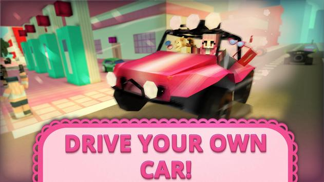 Kiến tạo xe hơi cho nữGOTrò chơi đua xe cho nữ ảnh chụp màn hình 3