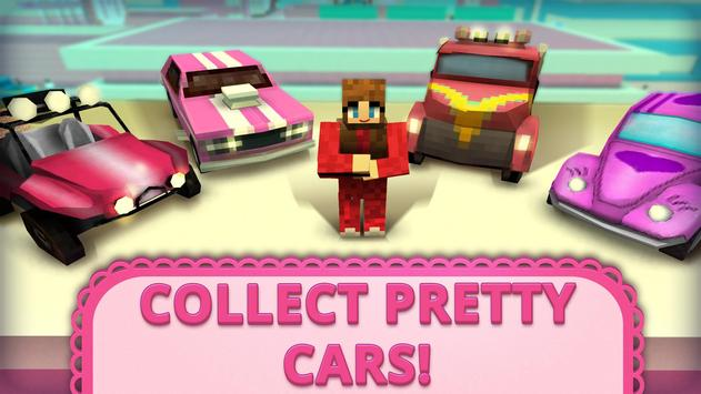 Kiến tạo xe hơi cho nữGOTrò chơi đua xe cho nữ ảnh chụp màn hình 7