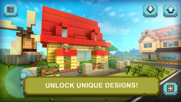 Builder Craft: House Building & Exploration screenshot 5