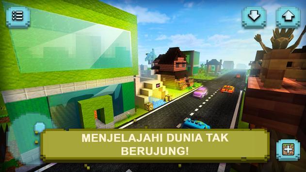 Membangun Rumah: Game Desain poster