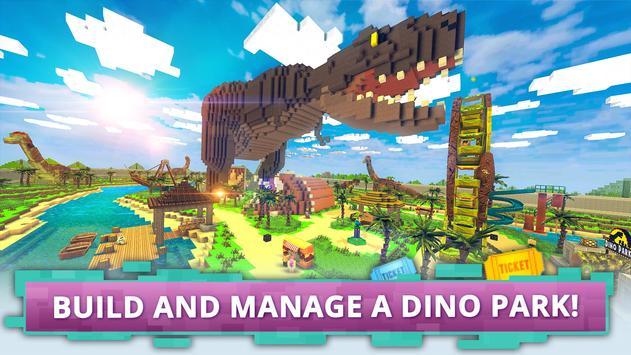 Dino Theme Park Craft imagem de tela 6