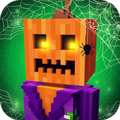 Scary Theme Park Craft icon