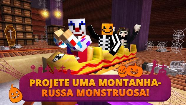 Scary Theme Park Craft imagem de tela 1
