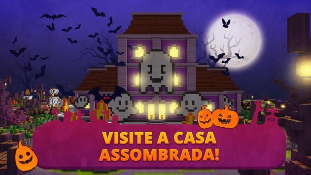 Scary Theme Park Craft imagem de tela 2