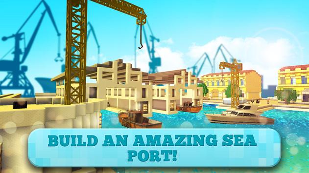 Port Craft poster