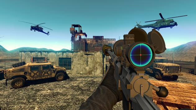 Survival Shooting Strike screenshot 4