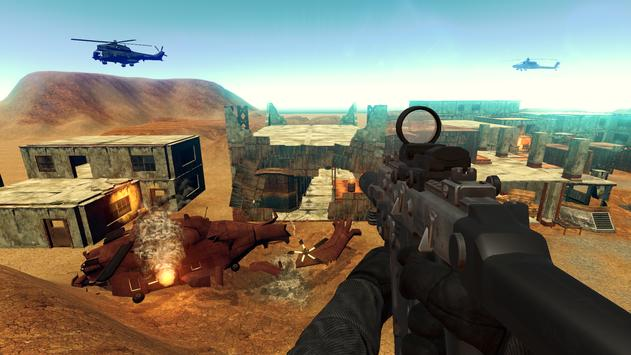 Survival Shooting Strike screenshot 2