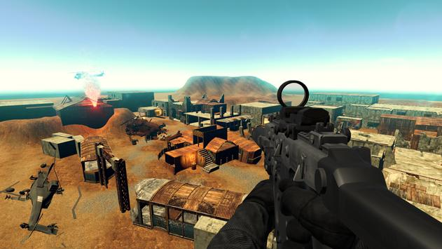 Survival Shooting Strike screenshot 3