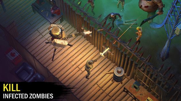 4 Schermata Survival Games: Zombie