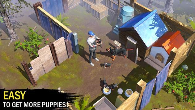 8 Schermata Survival Games: Zombie