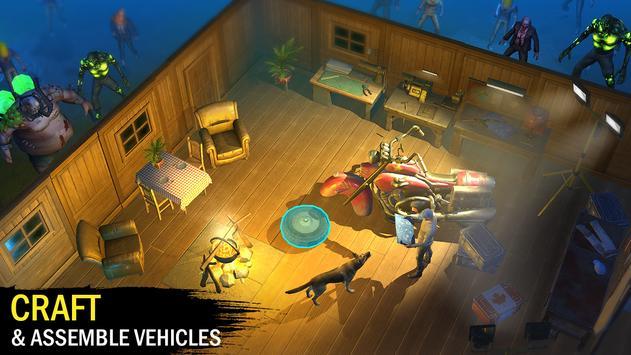 9 Schermata Survival Games: Zombie