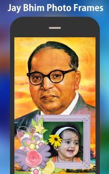 Jay Bhim Photo Frames poster