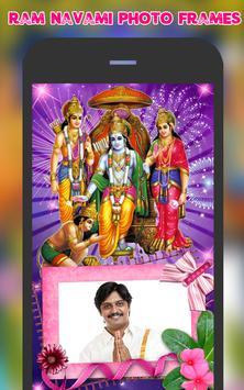 Ram Navami Photo Frames poster