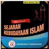 Kelas 9 MTs SKI - Buku Siswa BSE K13 Rev2017 icon
