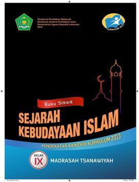 Kelas 9 MTs SKI - Buku Siswa BSE K13 Rev2017 poster