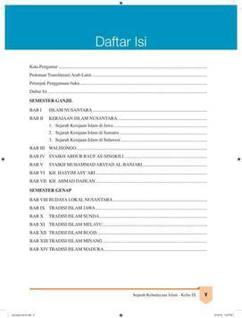 Kelas 9 MTs SKI - Buku Siswa BSE K13 Rev2017 screenshot 1