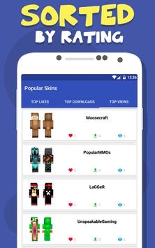 Popular Skins screenshot 8