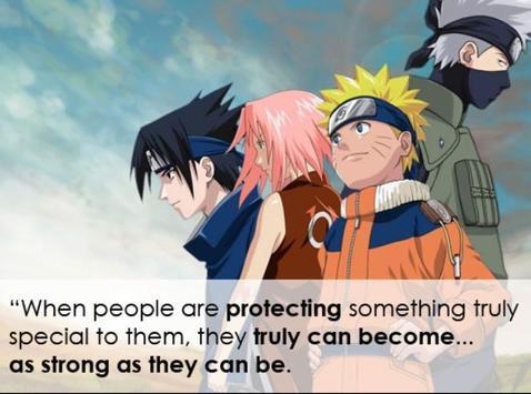 Naruto Quotes Inspirational تصوير الشاشة 1