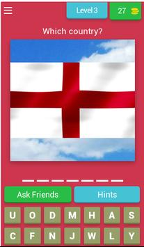 QUIZ WORLD FLAGS screenshot 3