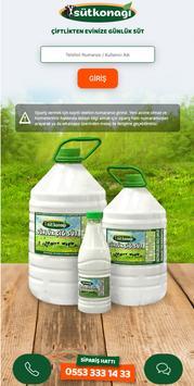 Süt Konağı poster