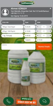 Süt Konağı screenshot 1