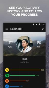 Movescount screenshot 1