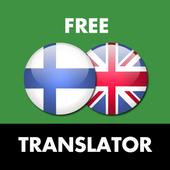 Finnish - English Translator icon