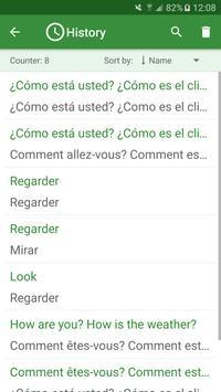 French - Spanish Translator screenshot 3