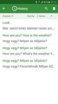 Hungarian - English Translator screenshot 3
