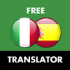 Italian - Spanish Translator icône
