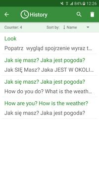 Polish - English Translator screenshot 3