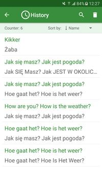 Polish - Dutch Translator screenshot 3