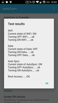 AutoCon - Save Battery & Data screenshot 13