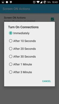 AutoCon - Save Battery & Data screenshot 1