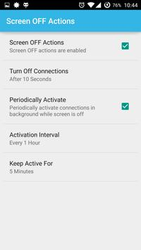 AutoCon - Save Battery & Data screenshot 4
