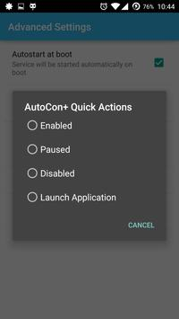 AutoCon - Save Battery & Data screenshot 9