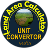 Land Area Calculator Unit Convertor Indian Units आइकन